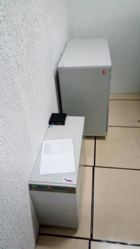 Manutenção Preventiva no break Engetron modelo: SEM compacto de 5 KVA.